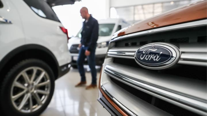 Fair Purchases Ford's Monthly Car Subscription Service