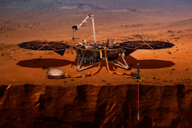 Strange Magnetic Pulses Detected By NASA On The Red Planet