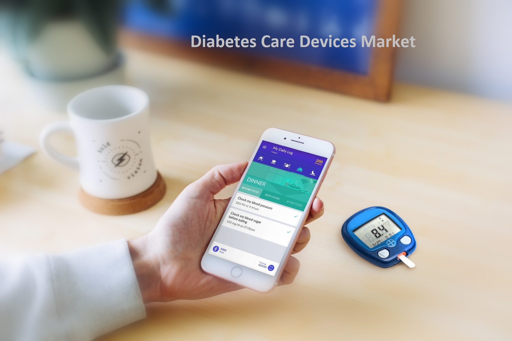 Diabetes Care Devices