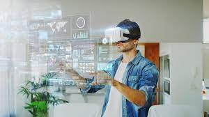 Augmented and Virtual Reality Market