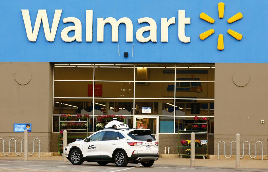 Walmart, Ford, & Argo AI To Start Delivery Services Via Autonomous Vehicles